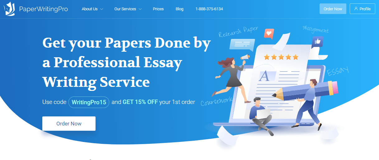 PaperWritingPro review